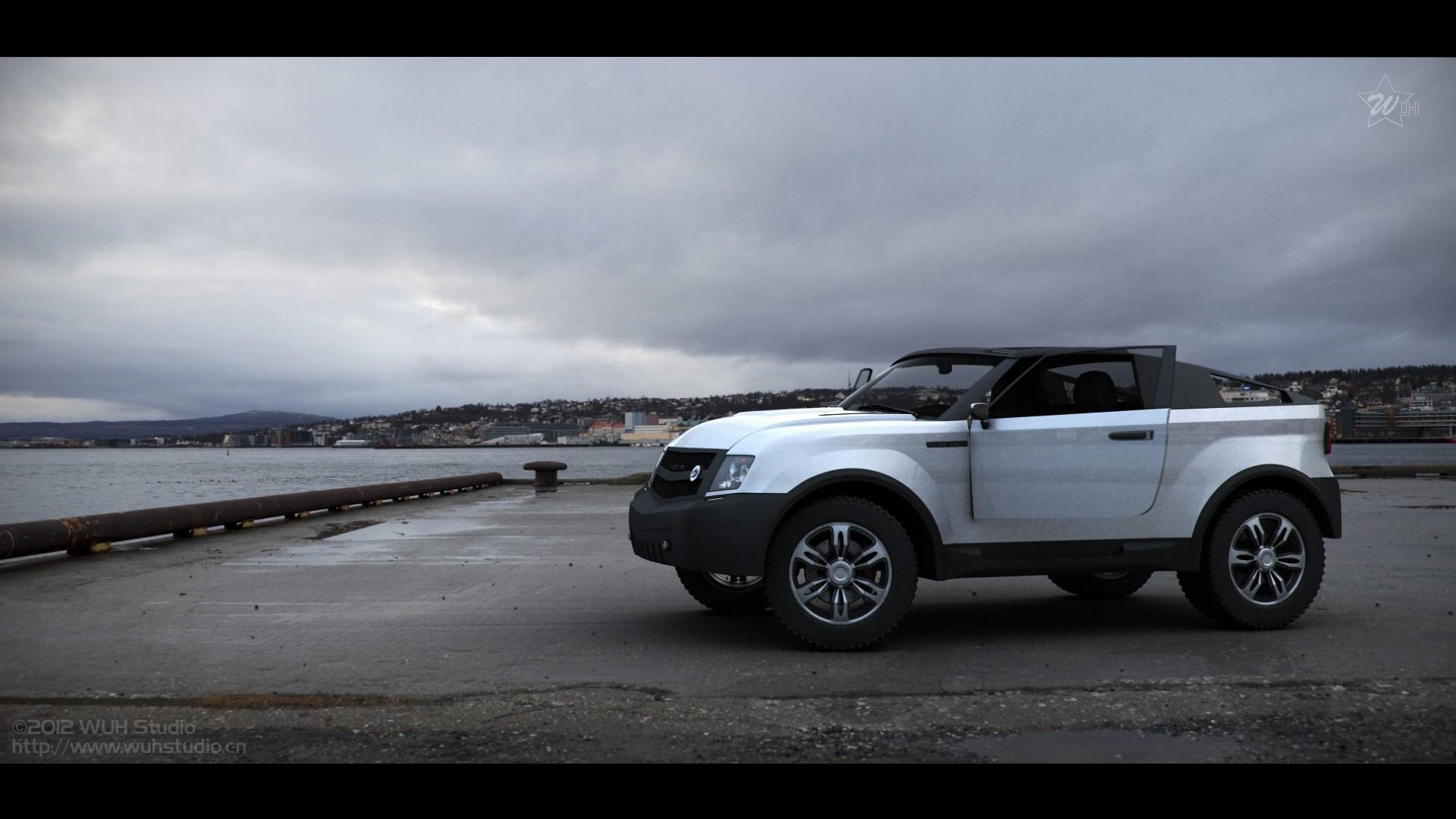 Horizon Hybird SUV