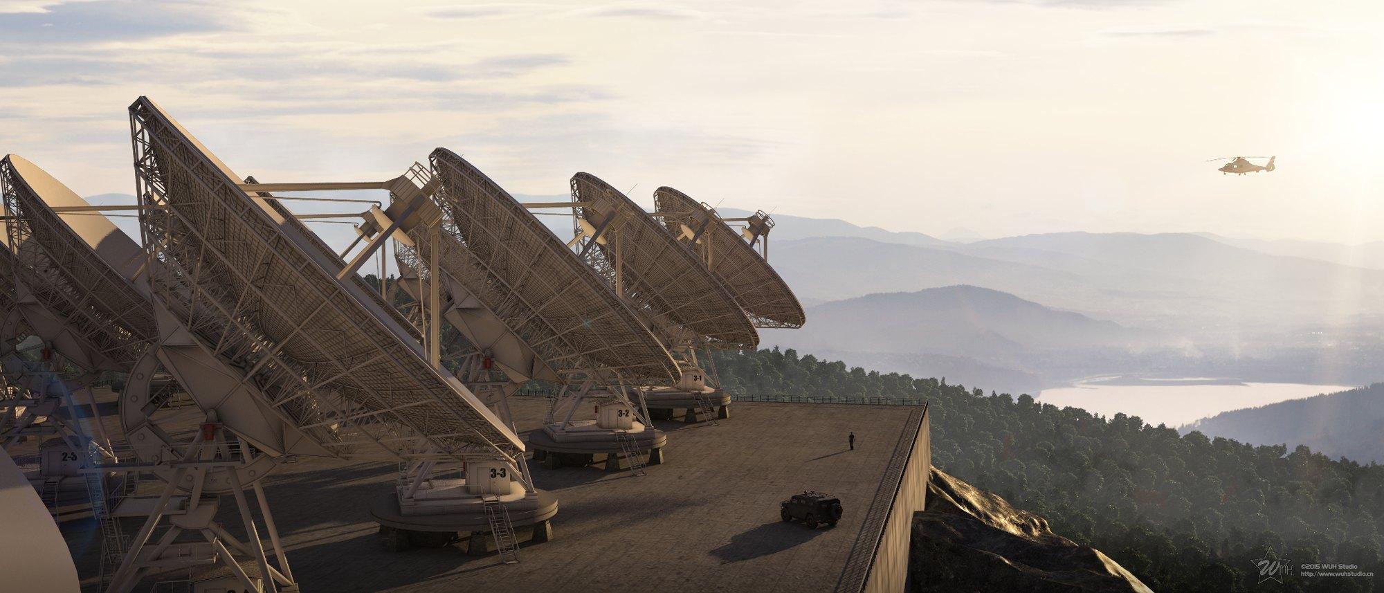 射电天文台
