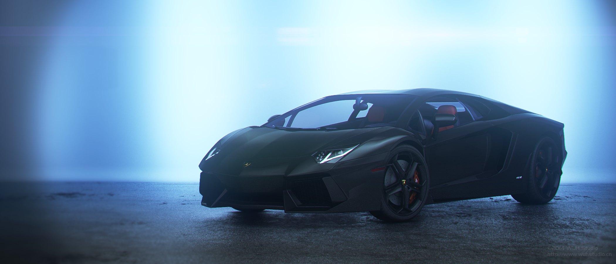 2014 Lamborghini Aventador LP700